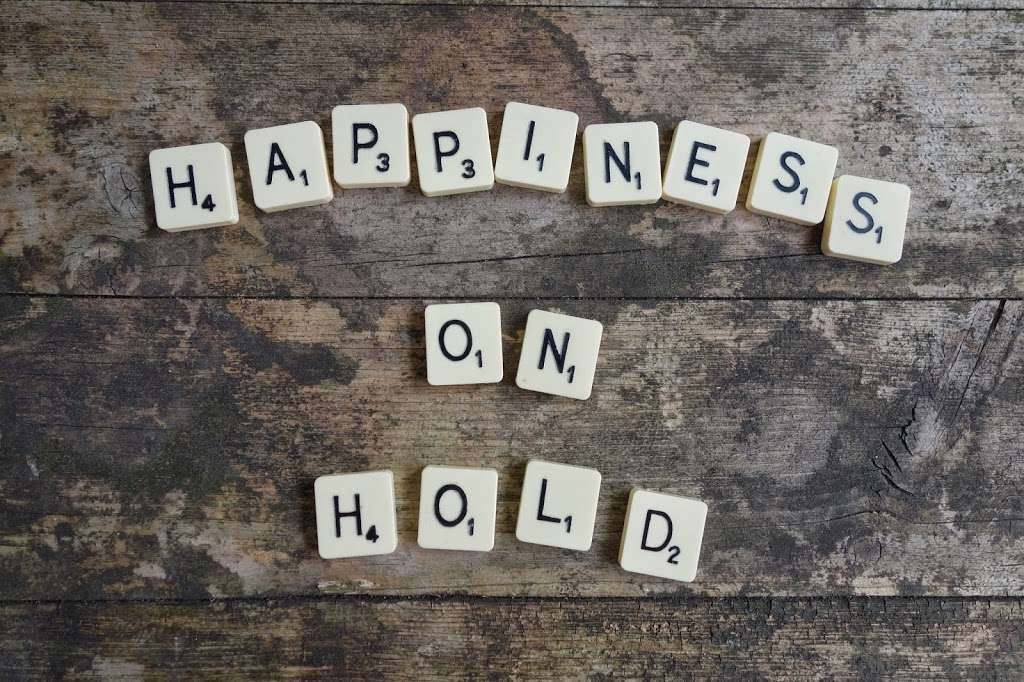 Happiness-on-Hold
