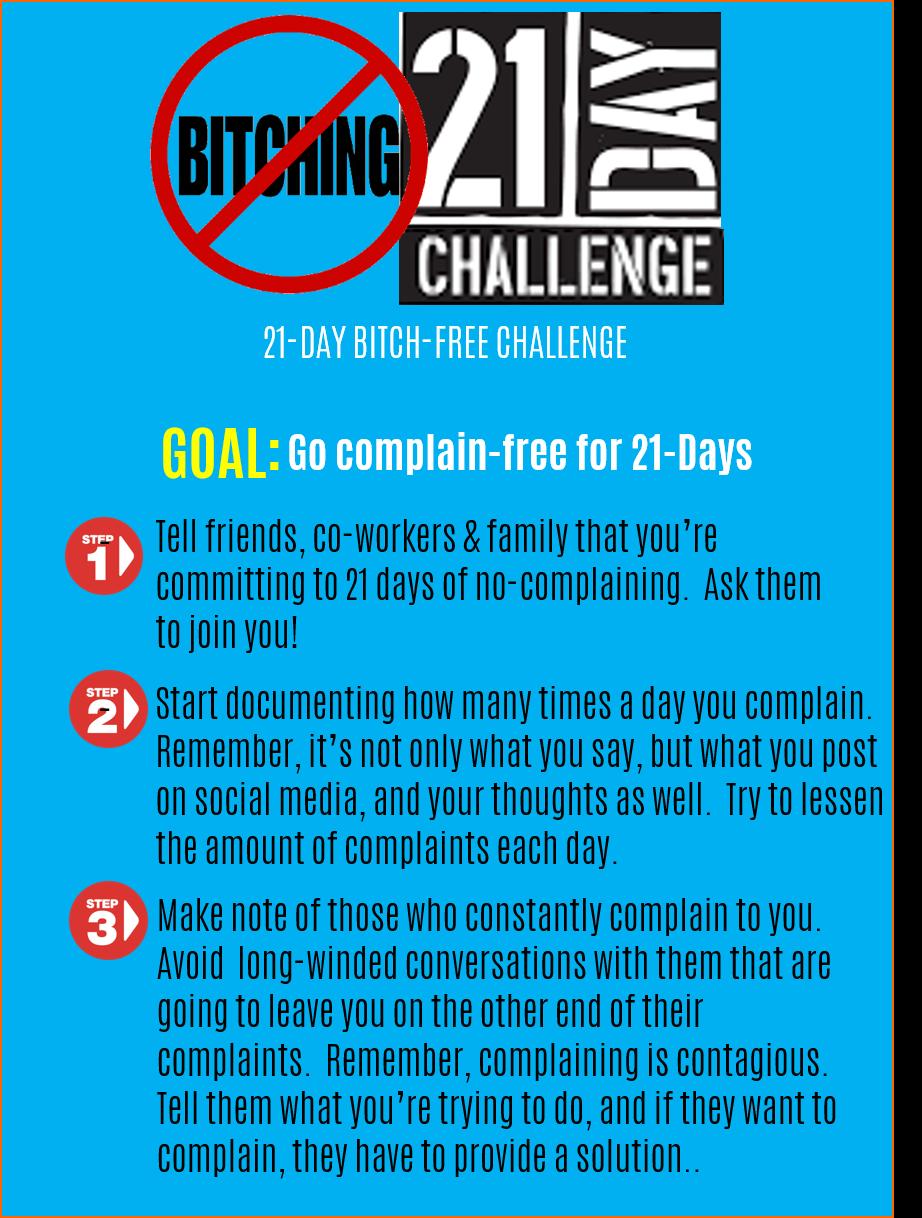 no complaint challenge